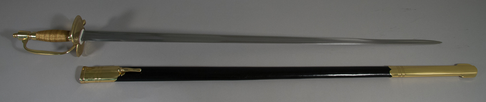British Infantry Sergeant's Sword