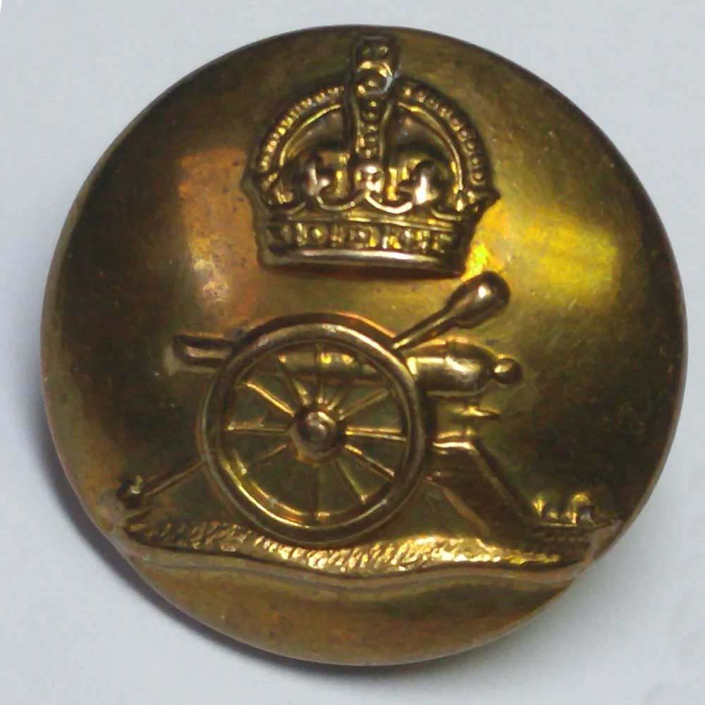 "Canadian Artillery, Brass, (16mm, 10/16"")"