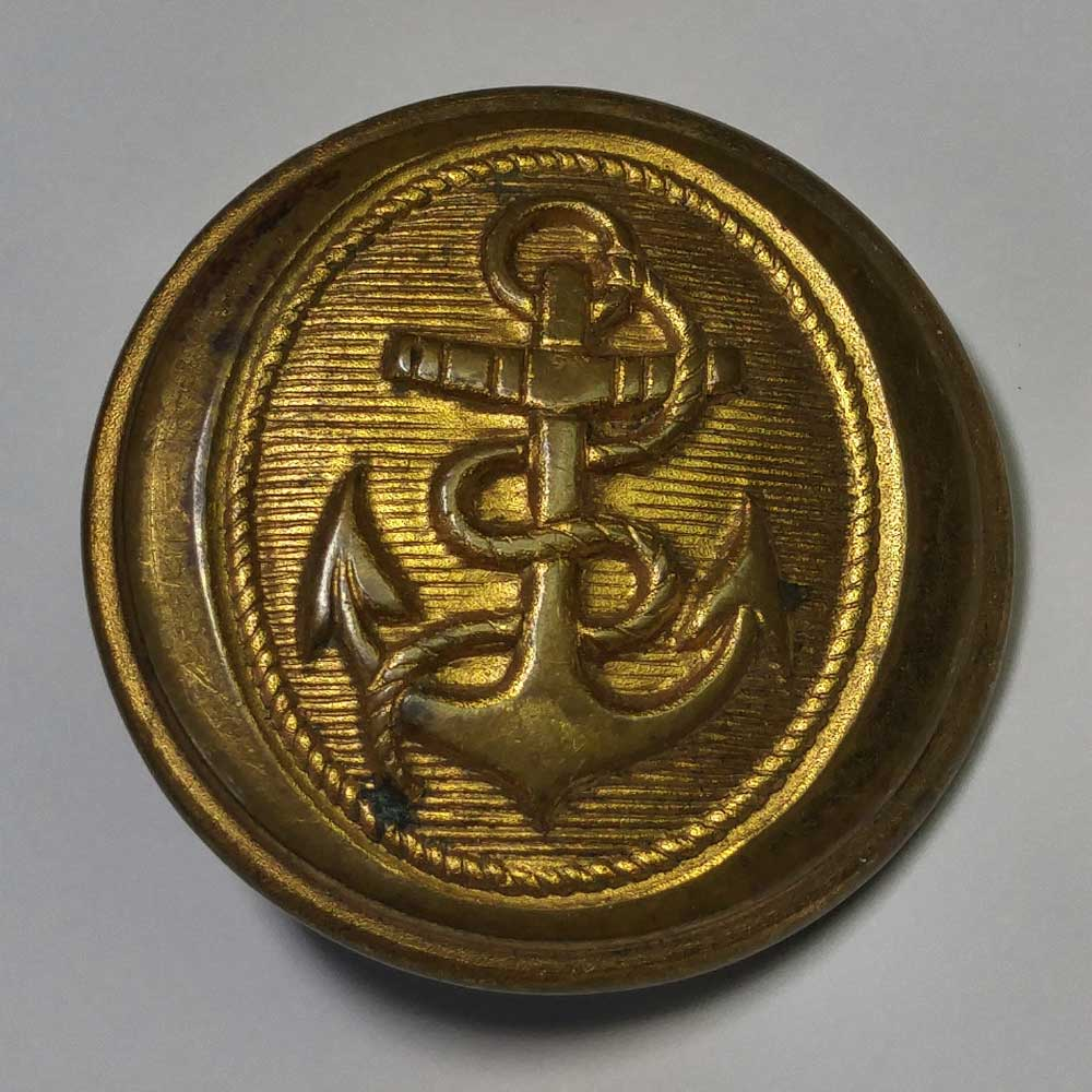 "Naval, Anchor, 25mm (1"")"