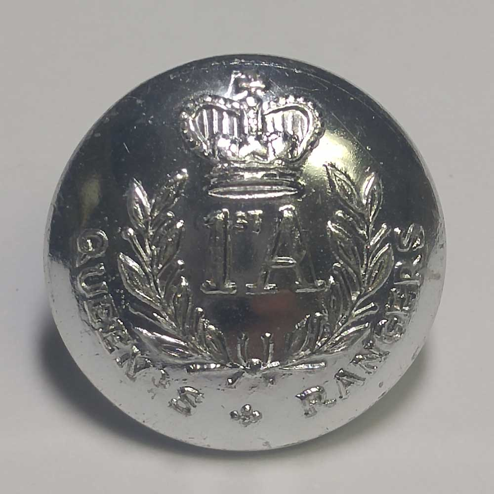 Queen's Rangers, 1st A. Domed, Chrome