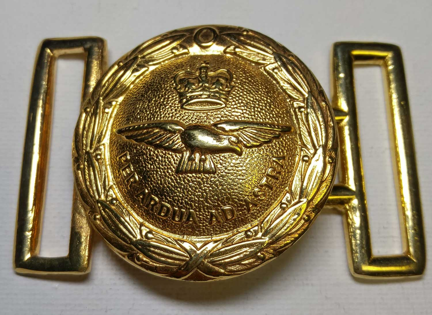 "AF Swordbelt Buckle, 38mm (1-1/2"")"