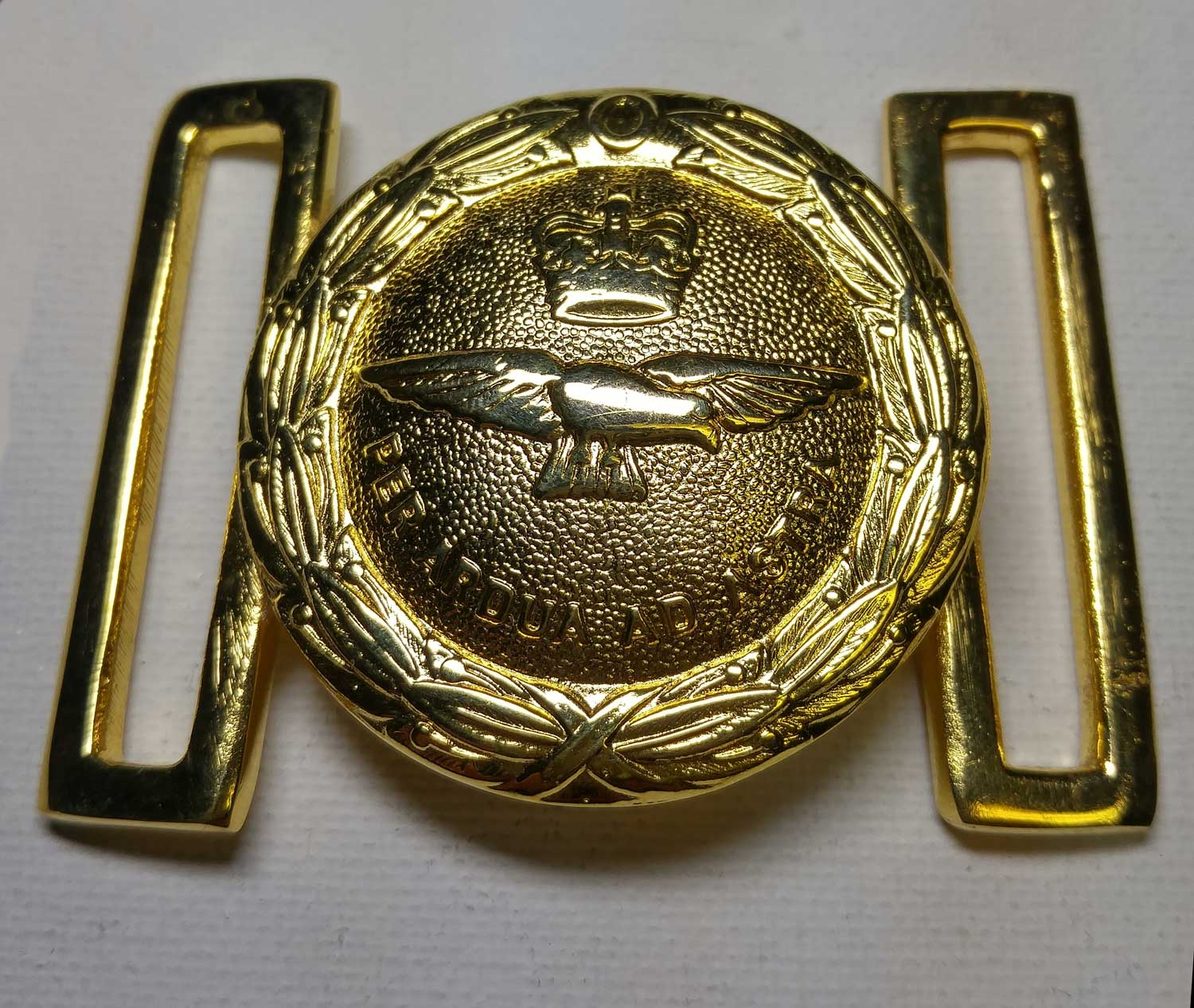 "AF Swordbelt Buckle, 44mm (1-3/4"")"