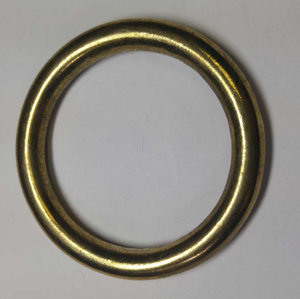 Ring, Brass, 1-1/2""