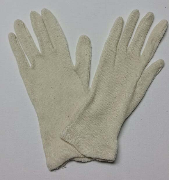 Gloves, Beige