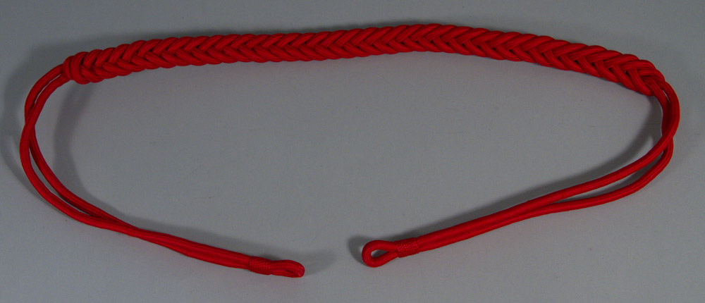 Drag Rope: Drum, Red