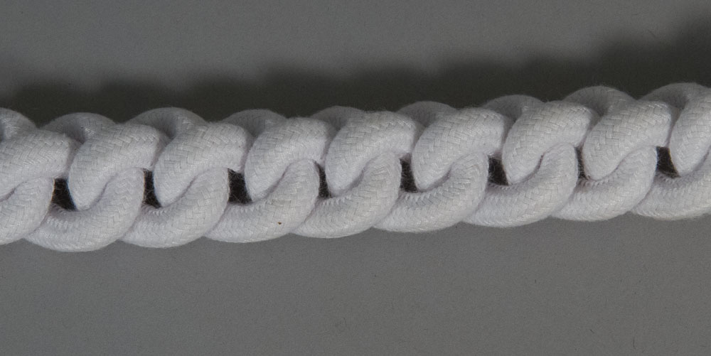 Drag Rope: Drum, White