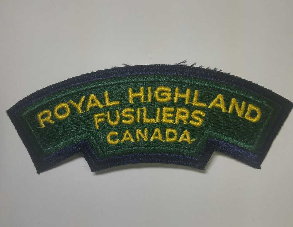 Lapel Badges: RHFC