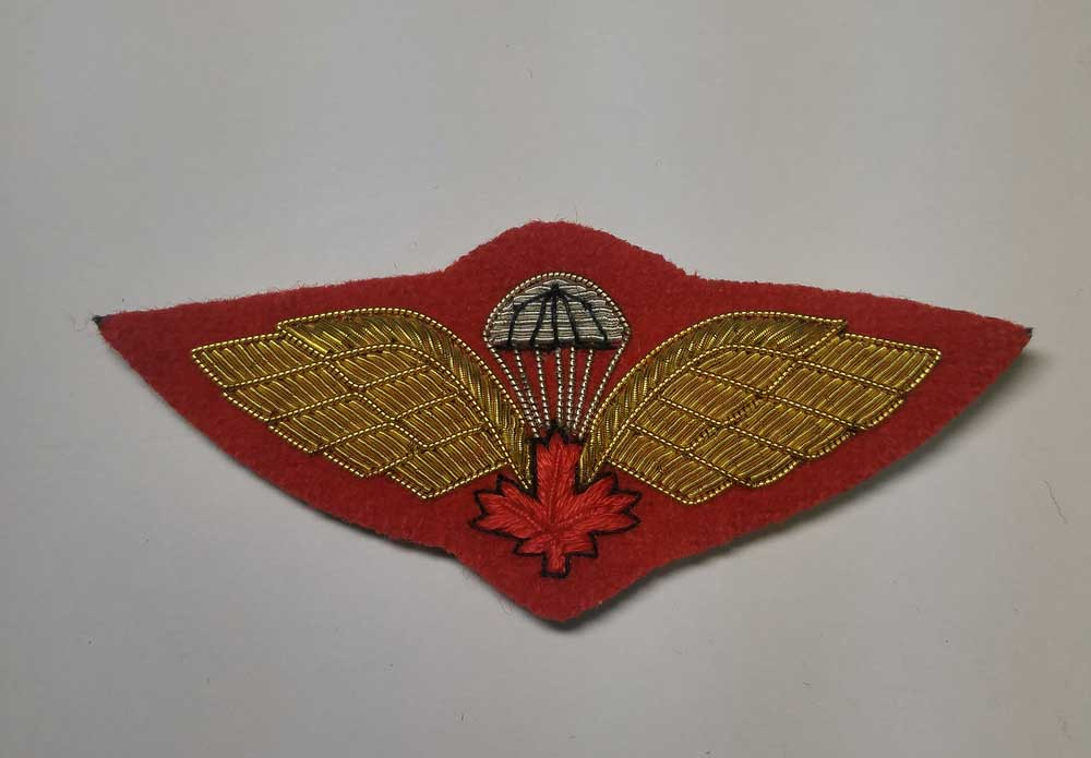 Insignia Paratroop Wings