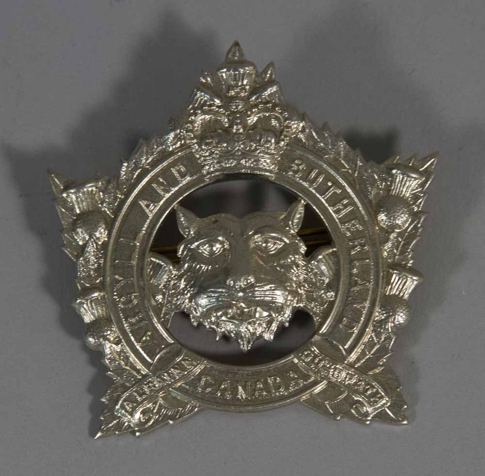 Badge: Argyll & Sutherland, Imperial