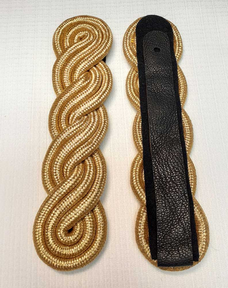 "Shoulder Twist, Gold, 152mm (6"")"