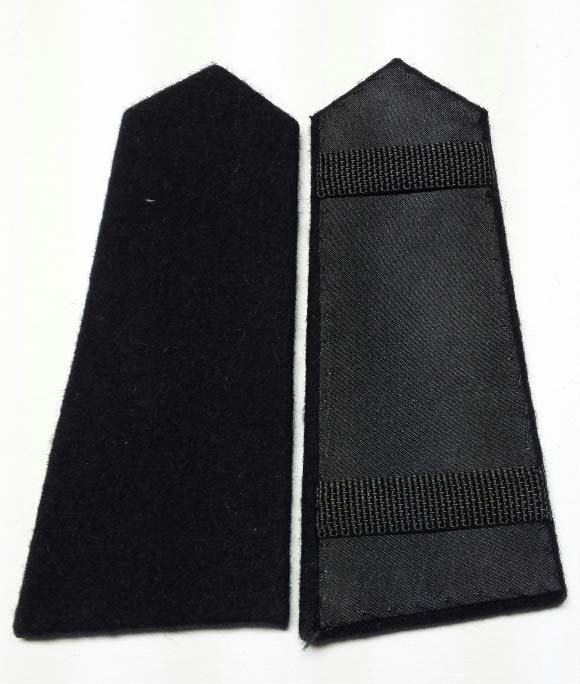 "Shoulder Board (hard), Plain, 152mm (6"")"