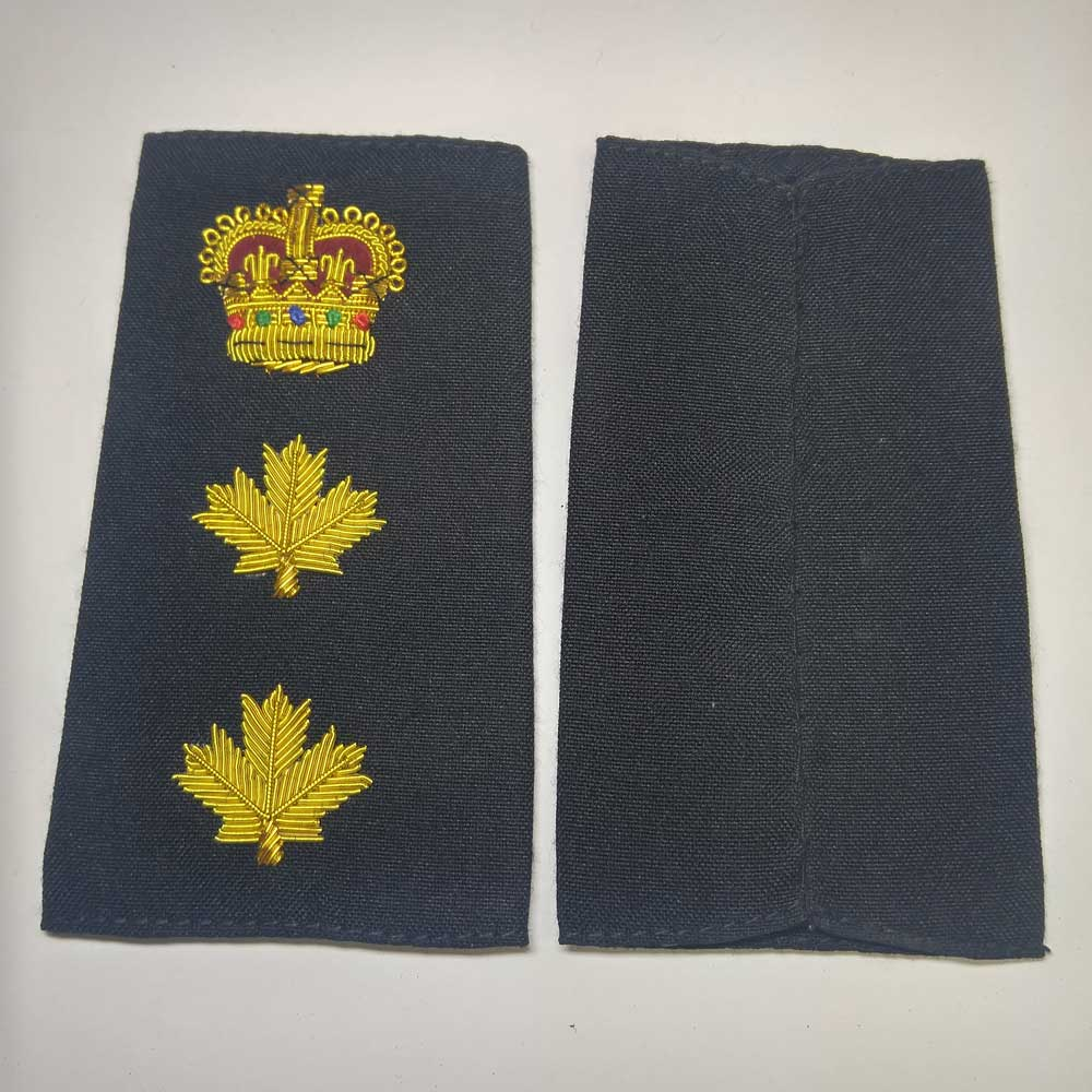 Shoulder Board, Police, Deputy Chief, (Soft), 4-1/4""