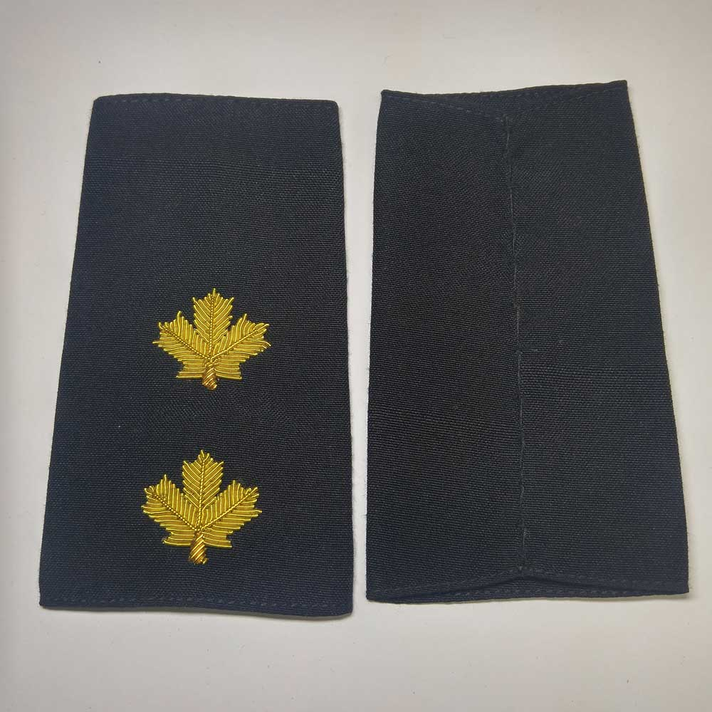 Shoulder Board, Police, Inspector, (Soft), 4-1/4""