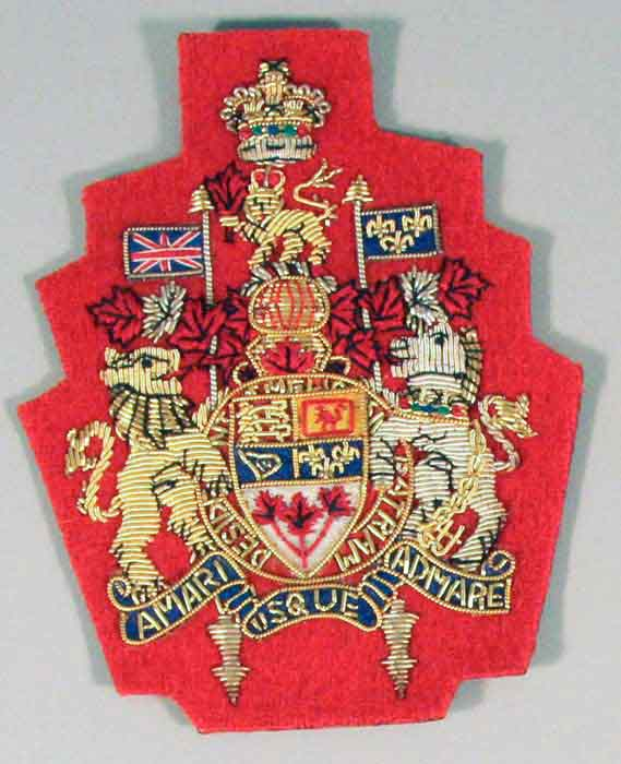 CWO Coat-of-Arms: New