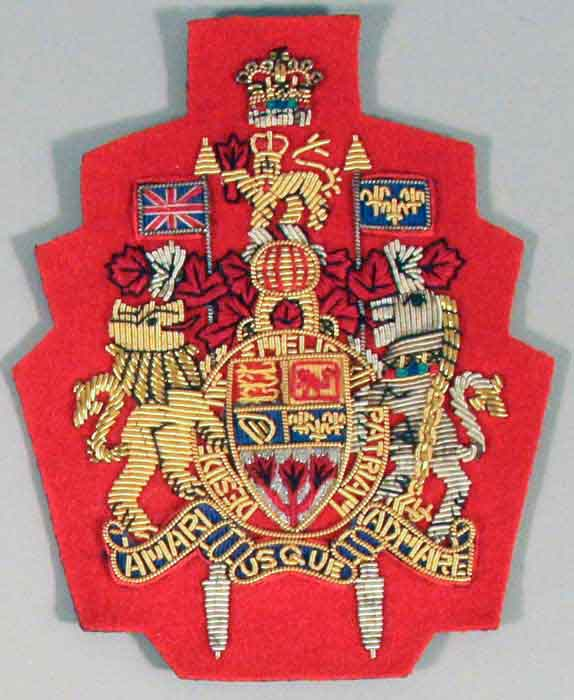 CWO Coat-of-Arms: Large