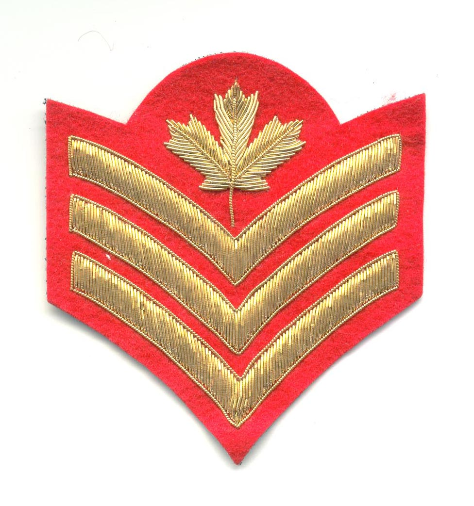 Sgt., Maple Leaf