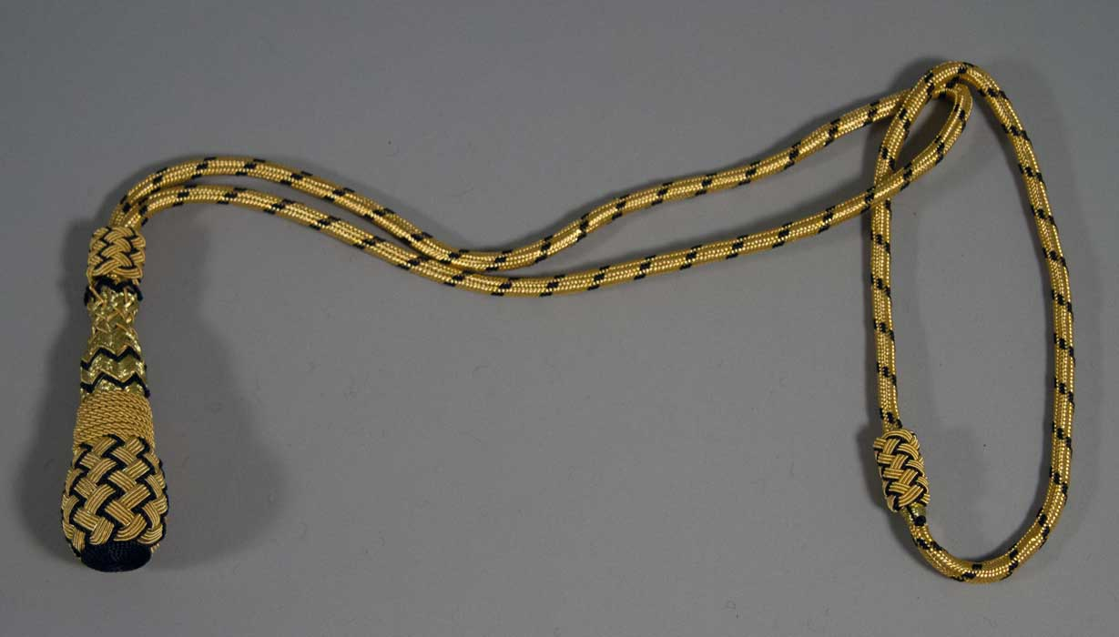 Sword Knot: Naval, Bullion