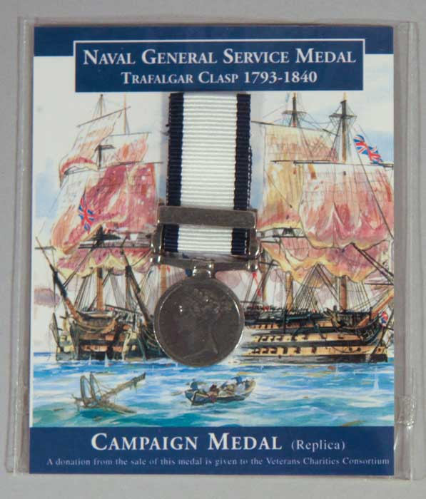 Medal: Naval General Service - Click Image to Close